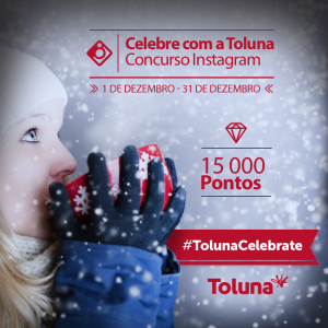 Instagram TolunaCelebrate_PT_BR