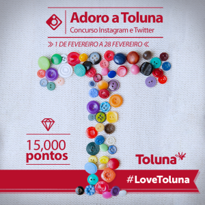 Instagram TolunaLove_PT